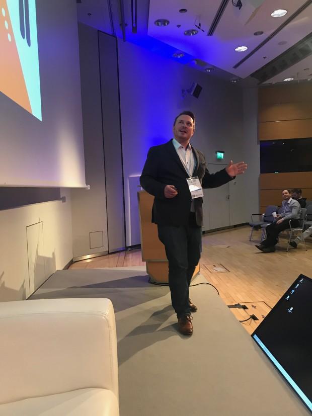 David Brych at SMX 2018